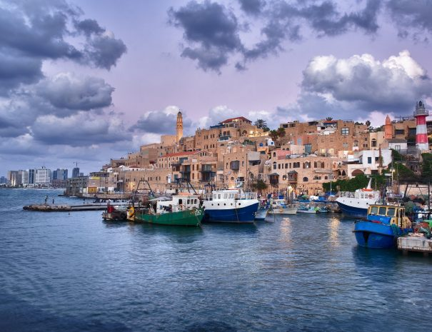 Jaffa Port, Tel Aviv