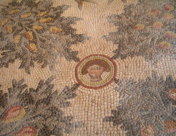 Madaba Mosaic