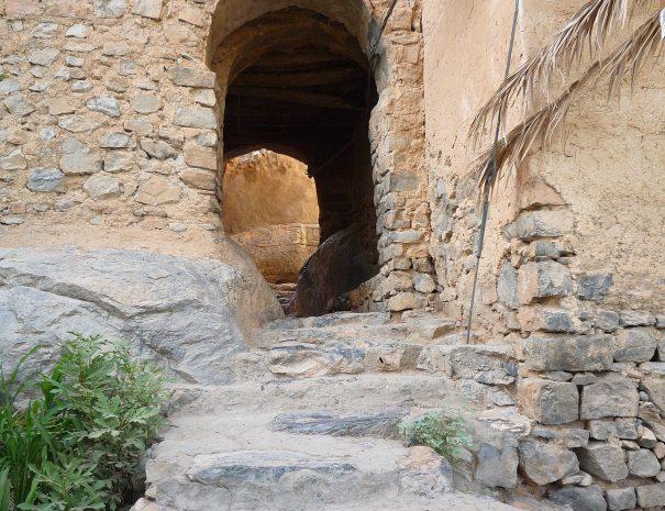 Jebel Akhdar Village