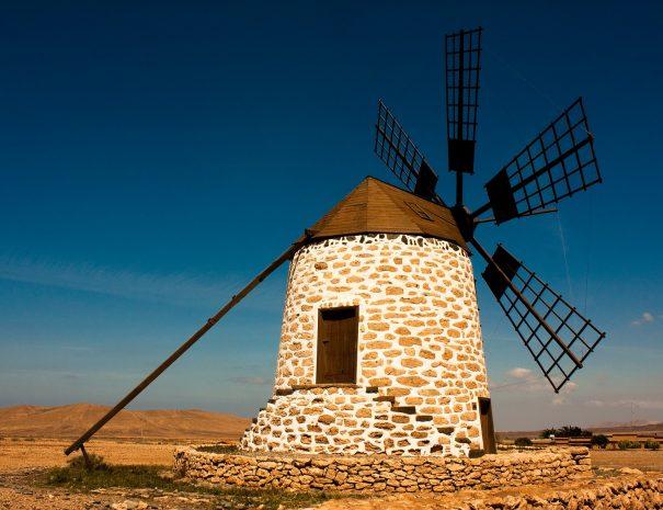 fuerteventura windmill