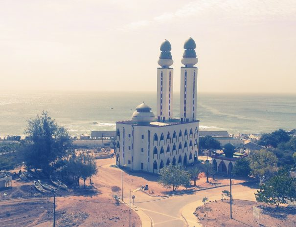 senegal dakar mosque