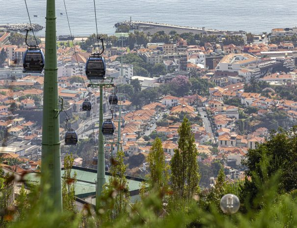 Funchal Cable Car