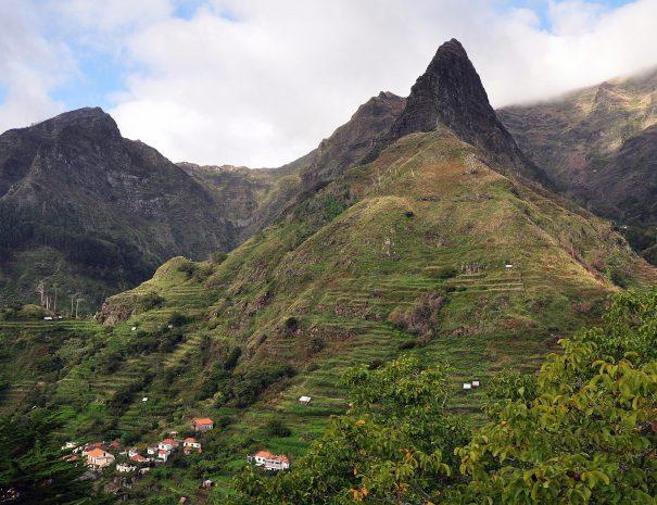 Mountainous Interior